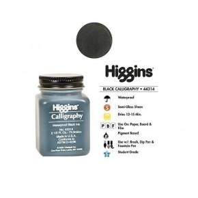 Higgins zwarte kalligrafie-inkt