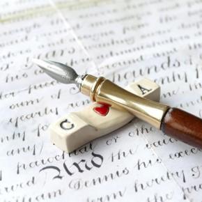Keramische pen rust