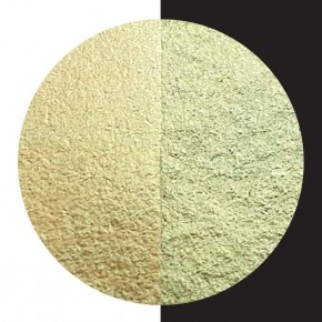 Golden Olive - pärla ersättning. Coliro (Finetec)