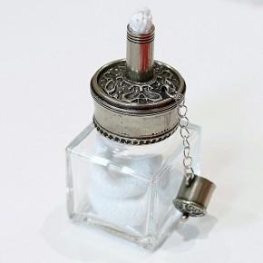 Zegelwasverwarmer - vierkant