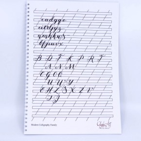 Kaufen Modernes Kalligraphieheft | Calligraphy Arts