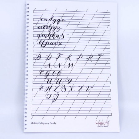 Buy Modern Calligraphy Booklet | Calligraphy Arts