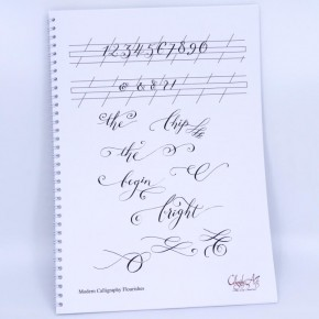 Modern Calligraphy Booklet