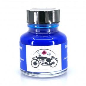 Inchiostro acrilico - Blu pavone