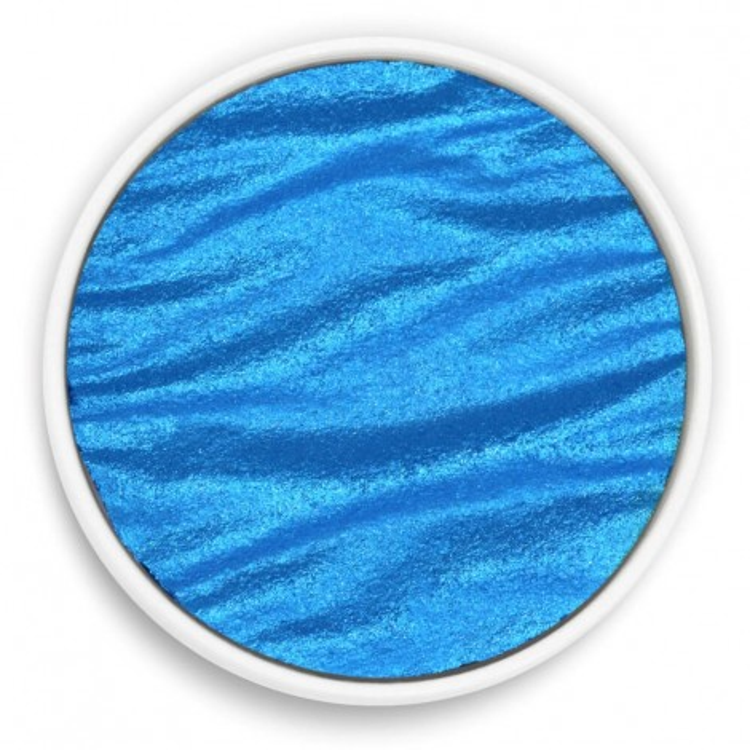 Vibrant Blue - Perle Ersatztinte. Coliro (Finetec)