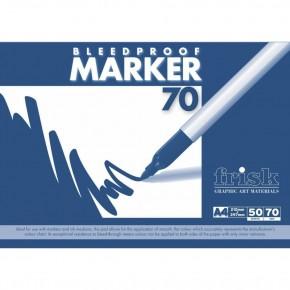 Frisk Bleedproof Marker Pad (70gsm)