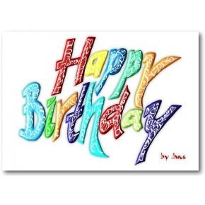 Gelukkige Verjaardag - Jongens
