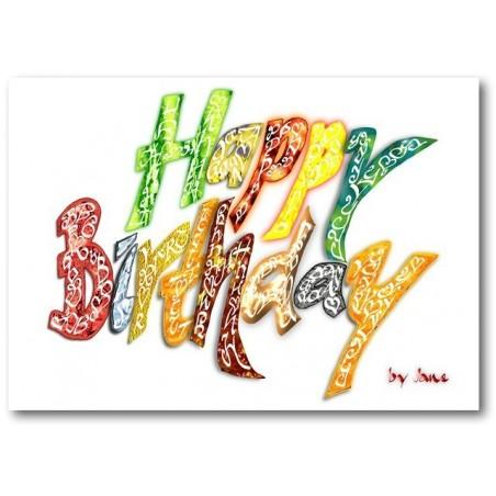 Alles Gute zum Geburtstag! - Allgemeines (Licht)