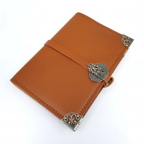 Travel journal Marco Polo 14x21 (Brown)