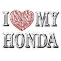 Amo (cor) la meva motocicleta