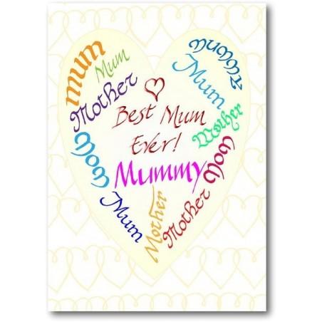 La mejor mamá nunca