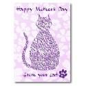 Happy Mothers Day från din katt