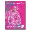 Lycklig mors dag från dina katter
