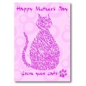 Happy Mother's Day From Your Cats