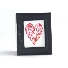 Mini Love Heart Bilder