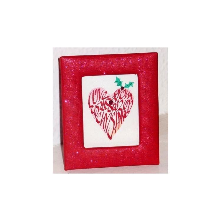 Mini Imatges cor del Nadal
