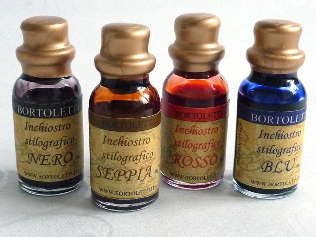 Bortoletti Calligraphy Ink