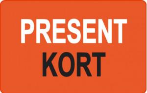 Present kort